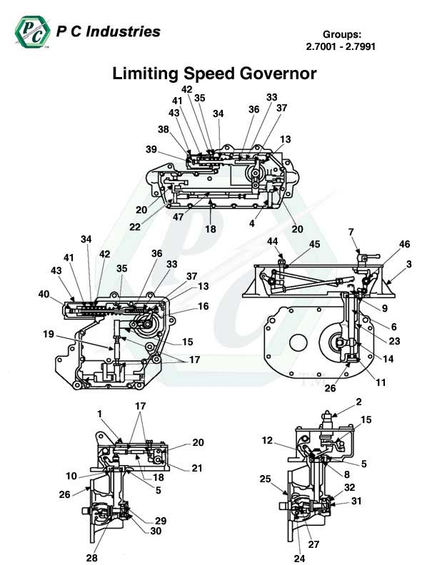 2.7001 - 2.7991 Limiting Speed Governor.jpg - Diagram
