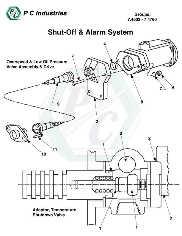 7.4503 - 7.4760 Shut-Off And Alarm System.jpg - Diagram