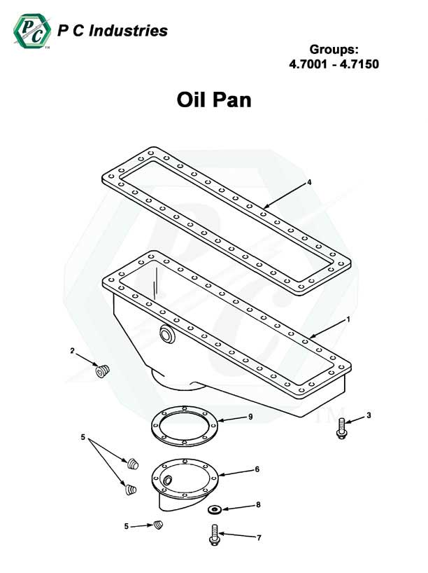 il71_oil_pan_pg126-127.jpg - Diagram