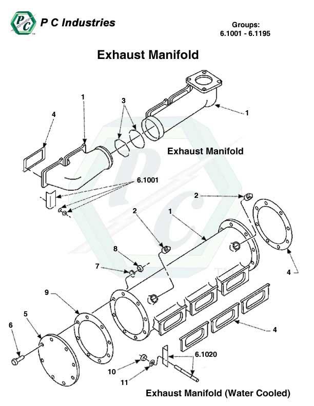 exhaust manifold