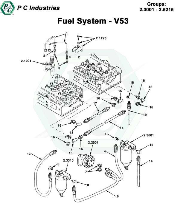 detroit diesel 12v71 marine engine