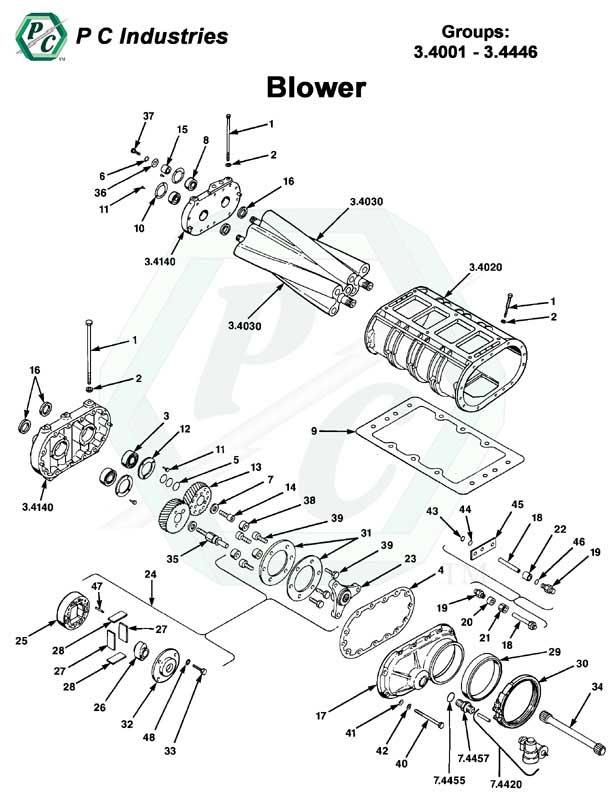 7 3 Diesel Turbo Diagram