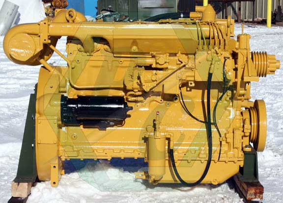 Detroit Diesel, Cummins and Perkins Engines, Parts and Accessories