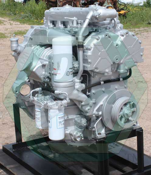 4-71 RD Terex Engine